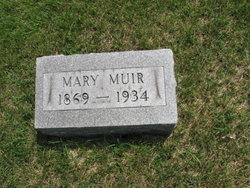 Mary <i>Muir</i> Crittenden