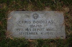 Pvt Chris Douglas