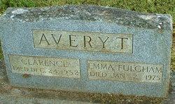 Emma <i>Fulgham</i> Averyt