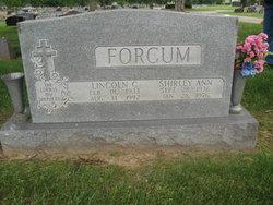 Shirley Ann <i>Smith</i> Forcum