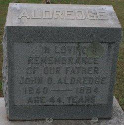 John Osborne Aldredge