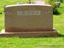 Iva Irene <i>Monroe</i> Crofoot
