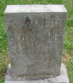 Grace Cardin <i>Kelley</i> Henson