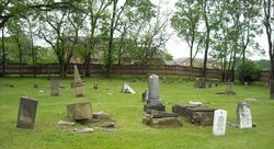 Dick's Creek Presbyterian Church Cemetery