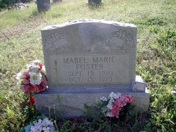 Mabel Marie Foster
