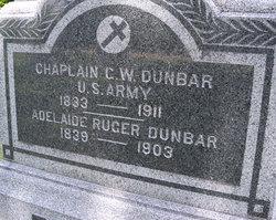 Adelaide <i>Ruger</i> Dunbar