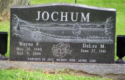 Wayne F Jochum