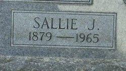 Sallie Jane <i>Hayes</i> Baggett