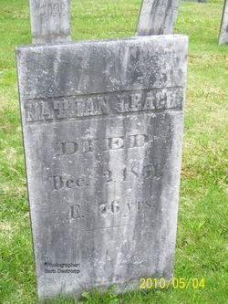 Nathan Leach