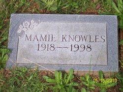 Mamie <i>Tidwell</i> Knowles