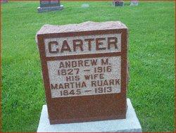 Martha <i>Ruark</i> Carter
