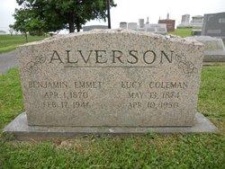 Benjamin Emmet Alverson