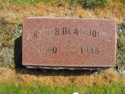 Arthur Dean Dean Jones, Sr