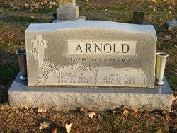 Harold William Arnold