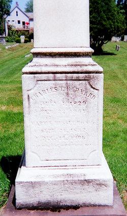 Mary Elizabeth <i>Hussey</i> Barnard