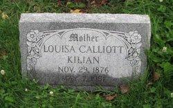Louisa Anna <i>Muskopf</i> Calliott