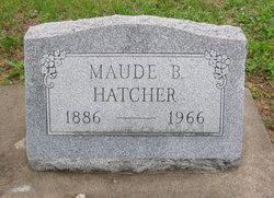 Maude B Hatcher