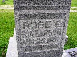 Rosa E Rinearson