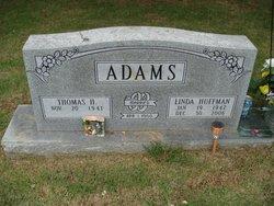 Linda Carol <i>Huffman</i> Adams
