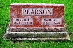 Mahlon G Pearson