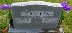 Velma Arbelle Belle <i>Pearson</i> Griffin