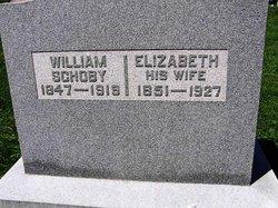 Charlotte Elizabeth <i>Brane</i> Schoby