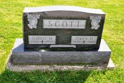 Garnett M Scott
