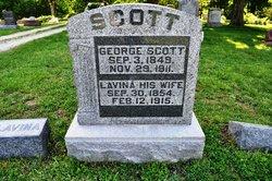 Lavina <i>Fall</i> Scott