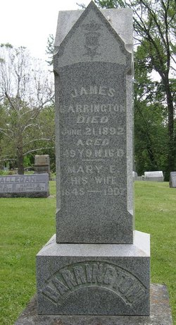 Pvt James Robert Barrington