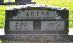 Nathan Dutch Adler