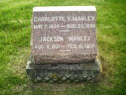 Charlotte Victoria <i>Sawyer</i> Manley