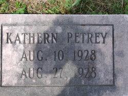 Kathern Petrey