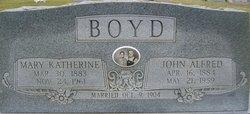 John Alfred Boyd