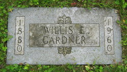 Willis Enoch Gardner