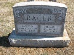 Nancy Alice <i>Fristoe</i> Racer