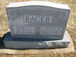 Carroll Bascom Racer