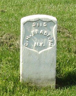 Gilbert H Bradford