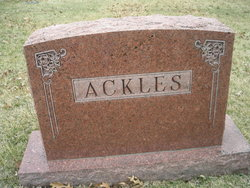 Alice <i>Purcell</i> Ackles