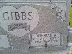 Deborah Kay Gibbs