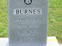 Joseph Jefferson Burnes