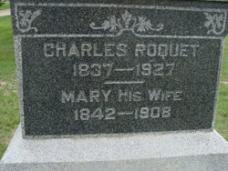 Charles Wade Charlie Roquet