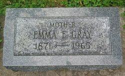 Emma Eliza <i>Blakney</i> Gray