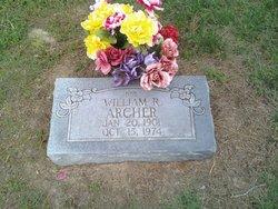 William R Archer