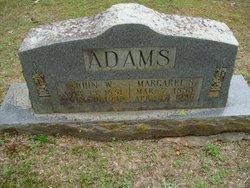 Margaret Susan <i>Beeson</i> Adams