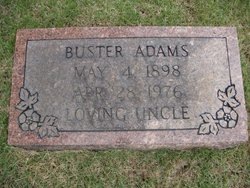 Buster Adams