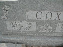 Sylvan Earl Cox