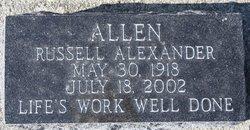 Russell Alexander Allen
