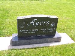Rovena G <i>Lucas</i> Ayers