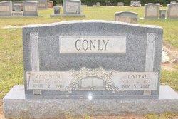 Martin William Conly