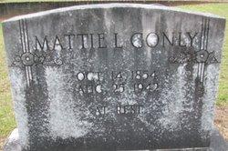 Mattie Louvenia <i>McCrary</i> Conly